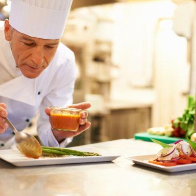Best Chef At Hotel Katina